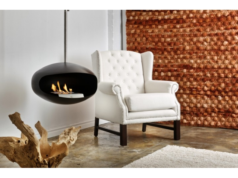 cocoon fires aeris ethanolkamin carbonstahl schwarz eu. Black Bedroom Furniture Sets. Home Design Ideas