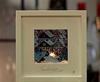 Miniaturlandschaften mit LED Beleuchtung Freudenberg
